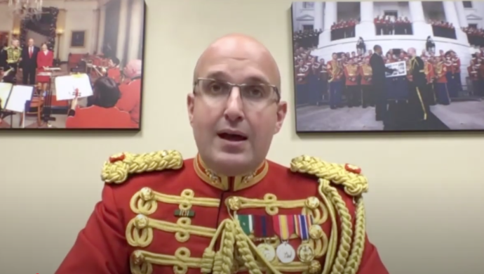 A Conversation with Major Ryan N. Nowlin - Assistant Director of The President's Own Marine Band